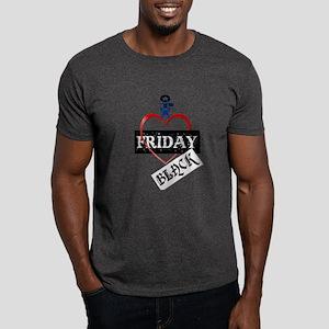 I Love Black Friday Dark T-Shirt