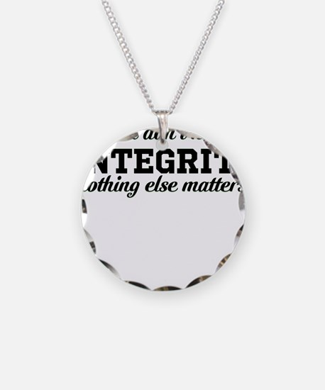 Cool Integrity Necklace