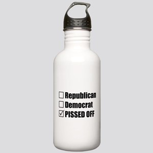 Republican Democrat or PISSED OFF Stainless Water