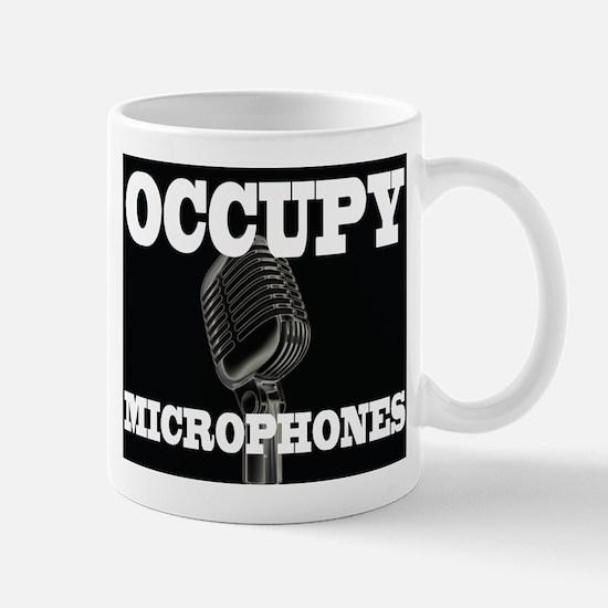 Microphones Mug