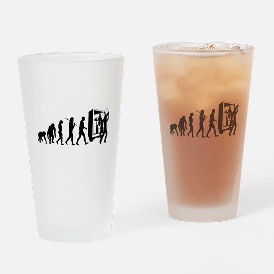 Movers Delivery Distributors Drinking Glass