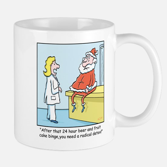 Time for Santas Diet Mug