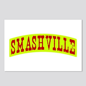 SMASHVILLE Postcards (Package of 8)