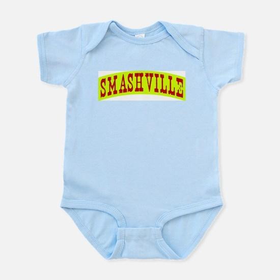 SMASHVILLE Infant Creeper