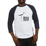 Bird Nerd (Stilt) Baseball Jersey