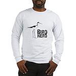 Bird Nerd (Stilt) Long Sleeve T-Shirt