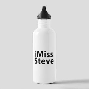iMiss Steve Stainless Water Bottle 1.0L