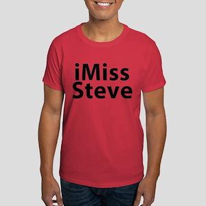 iMiss Steve Dark T-Shirt