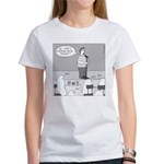 Ghost Comedian (no text) Women's T-Shirt