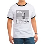 Ghost Comedian (no text) Ringer T