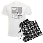 Ghost Comedian Men's Light Pajamas