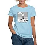 Ghost Comedian Women's Light T-Shirt