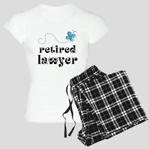 Retired Lawyer Gift Women's Light Pajamas