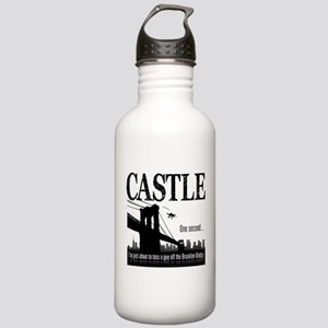 Castle Bridge Toss Stainless Water Bottle 1.0L
