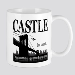 Castle Bridge Toss Mug