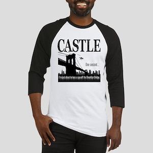 Castle Bridge Toss Baseball Jersey