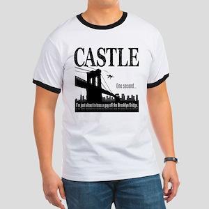 Castle Bridge Toss Ringer T