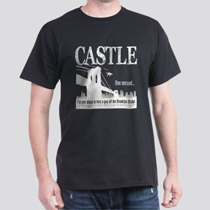 Castle Bridge Toss Dark T-Shirt