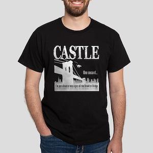 Castle Bridge Toss Dark T-Shirt