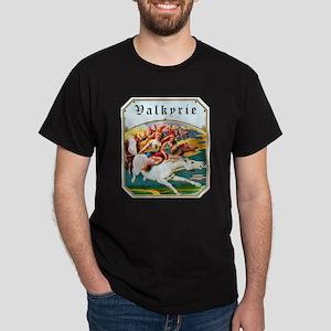 Valkyrie Cigar Label Dark T-Shirt