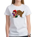 Little Red Cap Women's T-Shirt