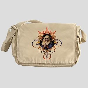 Pray the Rosary Messenger Bag