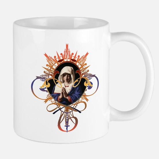 Pray the Rosary Mug