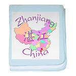 Zhanjiang China baby blanket