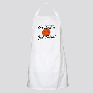 Soccer - It's a Girl Thing! Apron