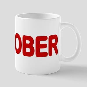 DOCTOBER Mug
