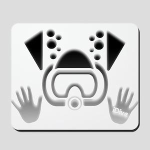 iDive Discover 2010 Mousepad