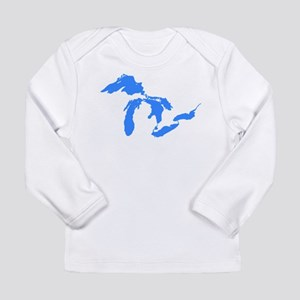 Great Lakes Long Sleeve Infant T-Shirt