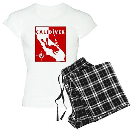 CALIDIVER Women's Light Pajamas