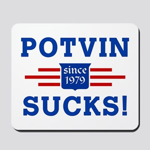 Potvin Sucks 1979 Limited Edi Mousepad