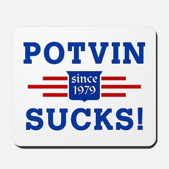 Potvin Sucks 1979 Limited Edi Mousepad