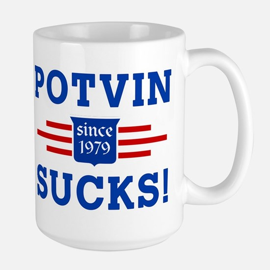 Potvin Sucks 1979 Limited Edi Large Mug
