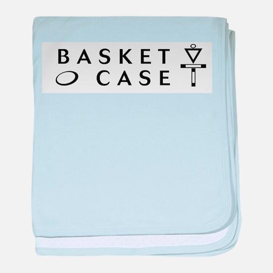 Basket Case baby blanket