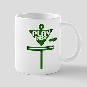 Play Disc Original Disc Golf Mug