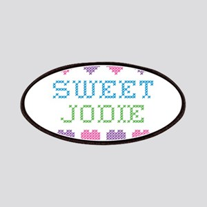 Sweet JODIE Patches