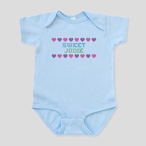 Sweet JODIE Infant Bodysuit