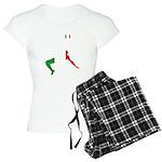 Italy Soccer Women's Light Pajamas
