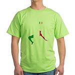 Italy Soccer Green T-Shirt