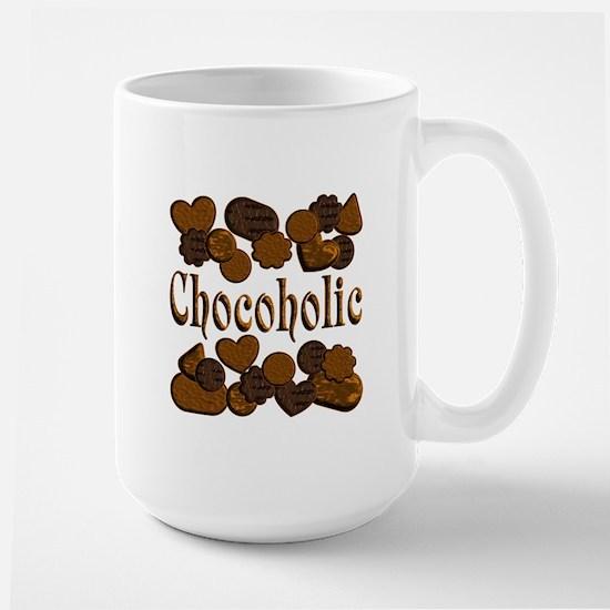 Chocoholic Large Mug