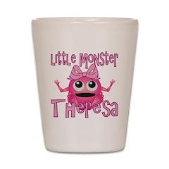 Little Monster Theresa Shot Glass