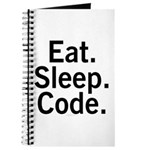 Eat. Sleep. Code. Journal