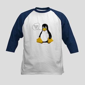 Use Linux. It doesn't suck Kids Baseball Jersey