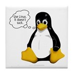 Use Linux. It doesn't suck Tile Coaster
