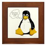 Use Linux. It doesn't suck Framed Tile