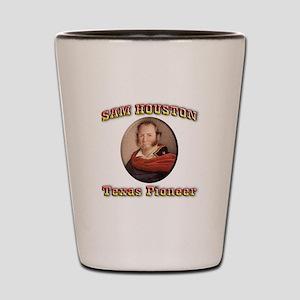 Sam Houston Shot Glass