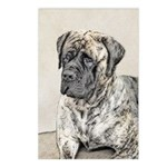 English Mastiff (Brindle) Postcards (Package of 8)